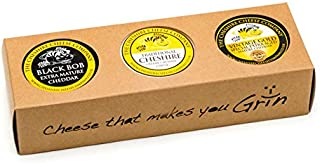 Trio of Truckles Traditional Cheese Selection + Free Cheese Club Membership