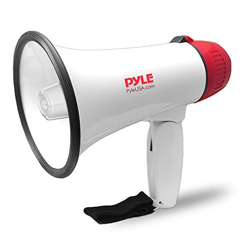 Pyle-Pro PMP30 プロフェッショナル メガホン 拡声器 サイレン付き 30W (並行輸入品)