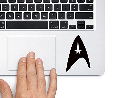Best star trek laptop decal