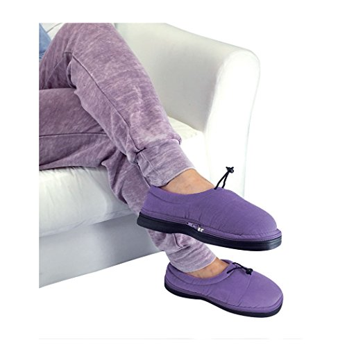 Thermo Shoes Microwavable Heating Pad by Nature Creation- Microwave...