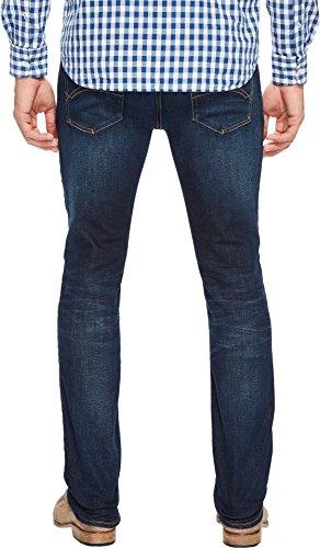 Tommy Hilfiger Denim Men's Slim Scanton Stretch Jean, Dark Comfort, 36×32