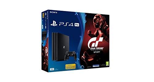 PS4 PRO 1TB A + GT SPORT