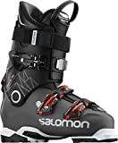 Salomon Quest Pro Cruise 100 Ski Boots Mens Sz 12/12.5 (30/30.5) Anth/Blk/Orange