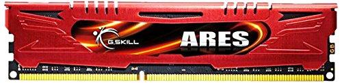 G.Skill Ares, 16GB (2x 8GB) DDR3 módulo de - Memoria (16GB (2x 8GB) DDR3, 16 GB, 2 x 8 GB, DDR3, 2133 MHz, 240-pin DIMM, Rojo)