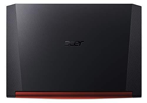 Acer Nitro 5 AN517-51 17.3-inch Laptop (9th Gen Intel Core i5-9300H processor/8GB/1TB HDD + 256GB SSD/Window 10 Home 64Bit/4GB of Nvidia GTX 1650 Graphics), Obisidian Black