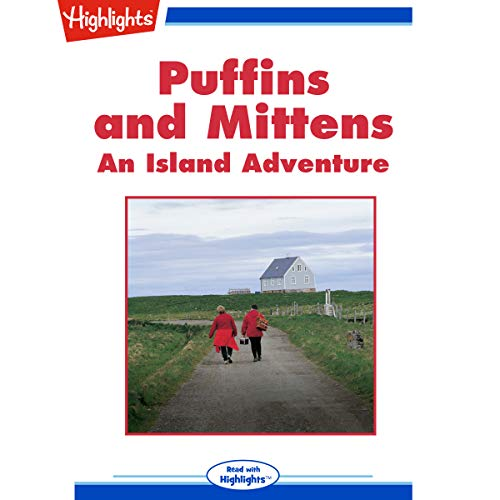 Puffins and Mittens: An Island Adventure cover art