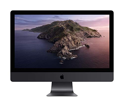 Apple iMac Pro (27-inch Retina 5K display, 3.2GHz 8-core Intel Xeon W, 32GB RAM, 1TB SSD) -...