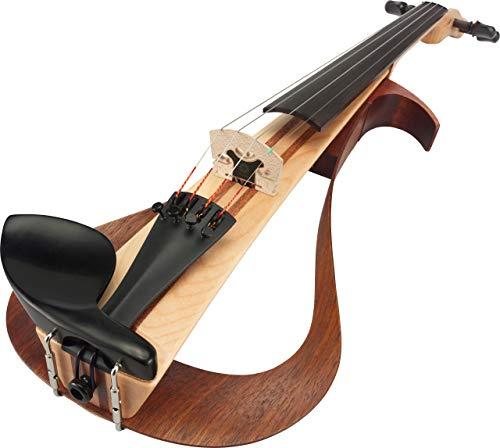 ヤマハ YAMAHA エレクトリックバイオリン YEV104NT 木材の質感、材質をいかしたオーガニックなデザイン