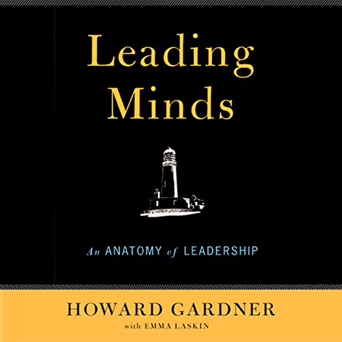 Leading Minds audiobook cover art