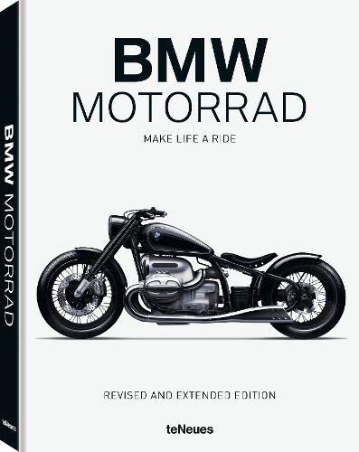 Überarbeitete und erweiterte Neuauflage des erfolgreichen Bandes über fast 100 Jahre BMW Motorräder, 27 x 36 cm, Sprachen: Deutsch/Englisch: Make Life a Ride