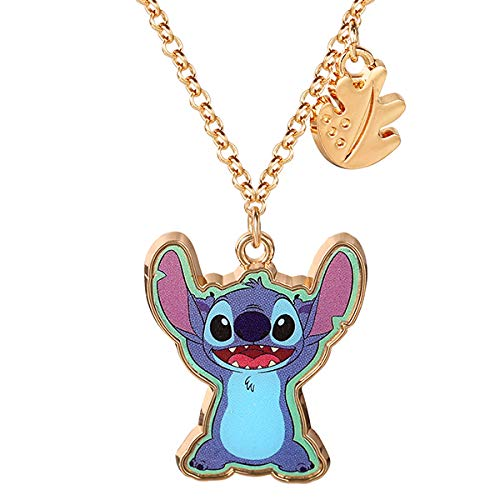 Peers Hardy Lilo & Stitch Necklace NH00924YL-16
