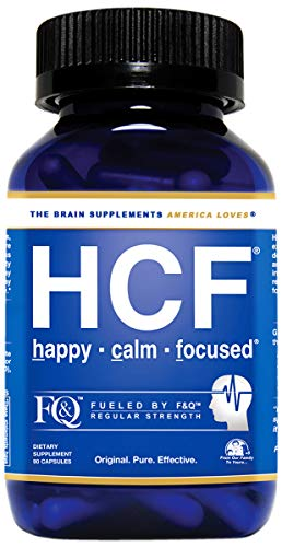 HCF Happy Calm Focused Brain Supplement