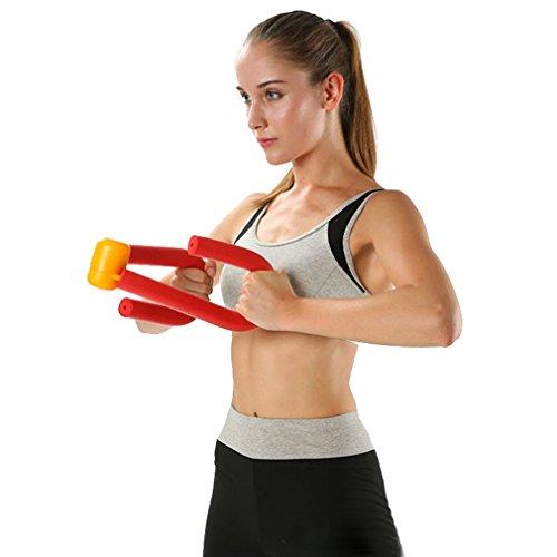 Baijiaye Fitness Shaping Leg Trainer,Dünn Oberschenkelinnenseite und Armtrainer, Yoga Workout für Home