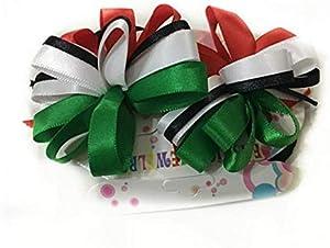 UAE National Day Logo emblem Headdress flower