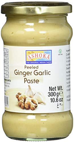 ASHOKA Ingwer-Knoblauch Paste, 6er Pack (6 x 300 g)