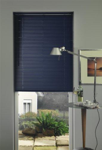 Liedeco |PVC Kunststoff-Jalousie weiß 40 x 160 cm