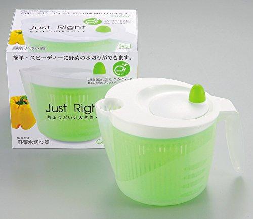 パール金属野菜水切り器JustrightC-8492
