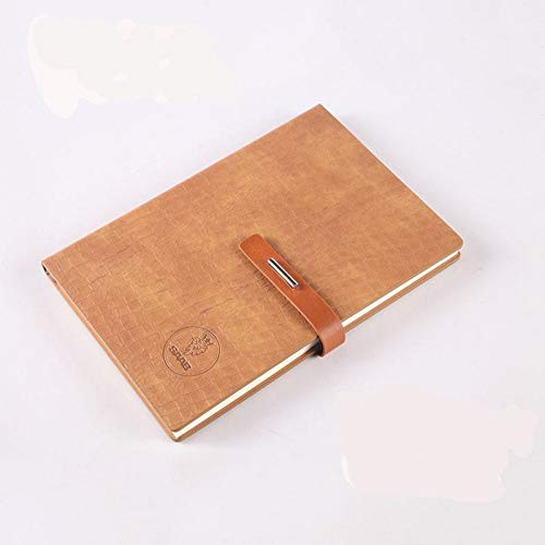 CXYBJB Cuaderno Cuaderno De Oficina A5 Con HebillaManual De Libro De Contabilidad Para Estudiantes Universitarios Simples