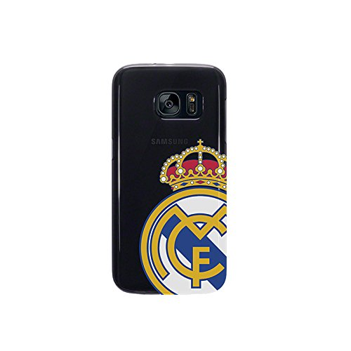Real Madrid RMCAR014 - Carcasa con Escudo para Samsung Galaxy S8