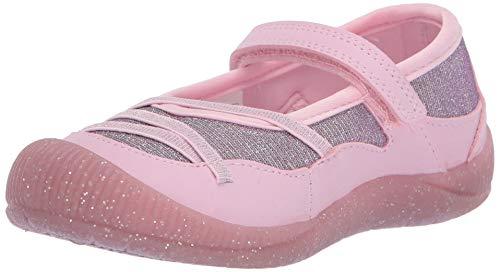 OshKosh B'Gosh Girls' Franci Running Shoe, Pink, 7 M US Toddler