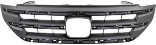 MAPM - CR-V 12-14 GRILLE, Painted-Black, Canada/Mexico/USA Built - CAPA - HO1200211C FOR 2012-2014 Honda CR-V