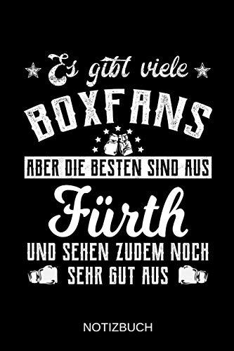 Es gibt viele Boxfans aber die besten sind aus Fürth und sehen zudem noch sehr gut aus: A5 Notizbuch | Liniert 120 Seiten | Geschenk/Geschenkidee zum ... | Ostern | Vatertag | Muttertag | Namenstag