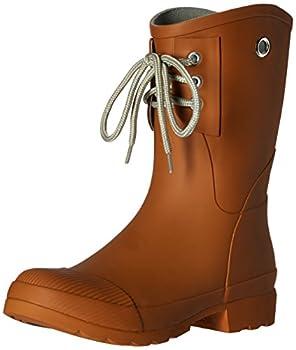 Nomad Women s Kelly B Rain Boot Rust 7 M US