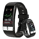 Temperatura Corporea Smartwatch Uomo DigiKuber ECG Orologio Intelligente Donna IP68 Activity Tracker Orologio...
