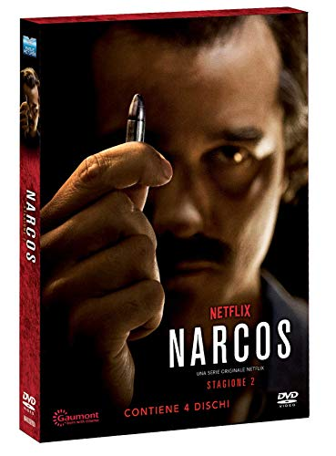 Narcos - Stagione 02 (Special Edition O-Card) (4 Dvd) (1 DVD)