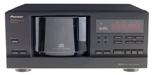 Pioneer PD-F907 101-CD Changer (Discontinued by Manufacturer)