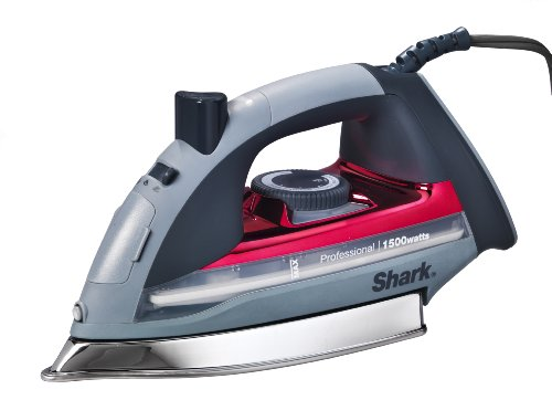 Product Image of the Shark Steam Iron, Original Version, Red