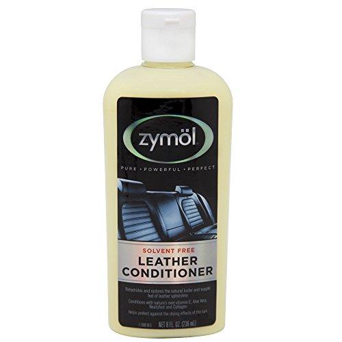 Zymöl - Leather Conditioner - Lederpflege für moderne Leder mit UV-Schutz und Vitaminen für ein neuwertiges geschütztes Leder