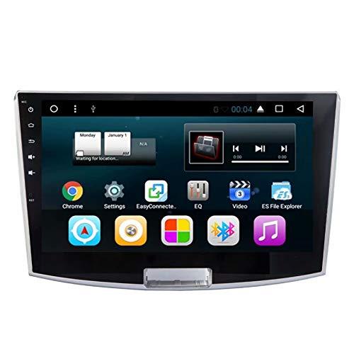 TOPNAVI Android 7.1 Unité Centrale Quad Core pour VW Magotan 2007 2008 2009 2010 2011 2012 2013 2014 20105 2016 Navigation GPS stéréo WiFi 3G RDS Lien Miroir FM AM Bluetooth