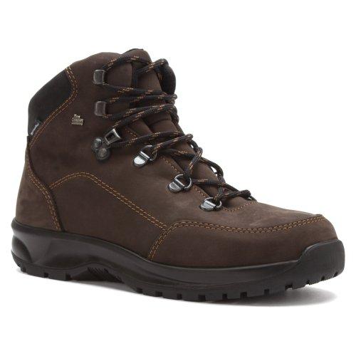 Finn Comfort Tibet- Herrenschuhe Boots/Stiefel, Braun, Leder (Neptun/Buggy)