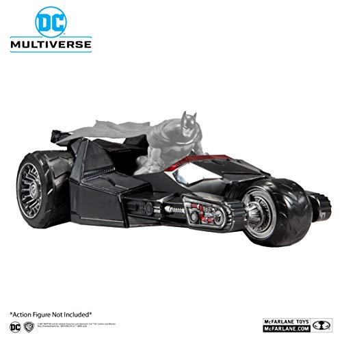McFarlane Toys DC Comics Batman Trike