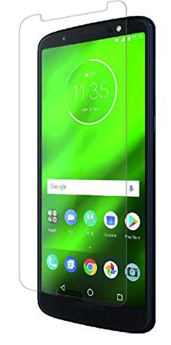 Película Protetora de Vidro Transparente Moto E5 Plus, Motorola, Película de Vidro Protetora de Tela para Celular, Transparente