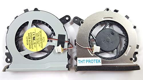 Kompatibel für Samsung NP 530U3C NP 530U3B NP535U3C NP 532U3C Lüfter Kühler Fan Cooler