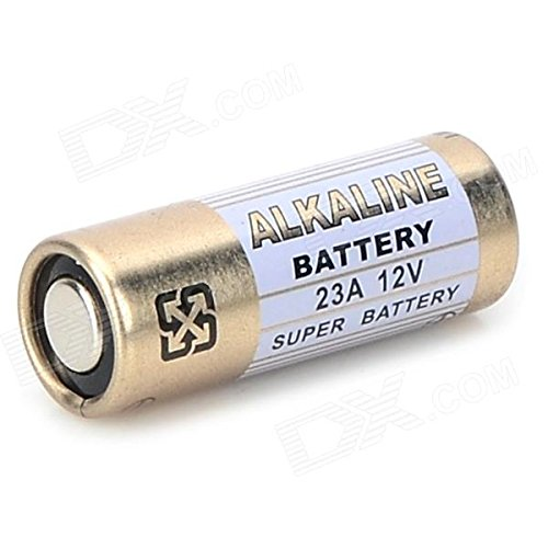 Alkaline-Batterien 23A 12V 21/23 A23 E23A MN21 MS21 V23GA L1028, 5 Stück