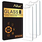 Ailun Glass Screen Protector Compatible for iPhone 11/iPhone XR, 6.1 Inch 3 Pack...