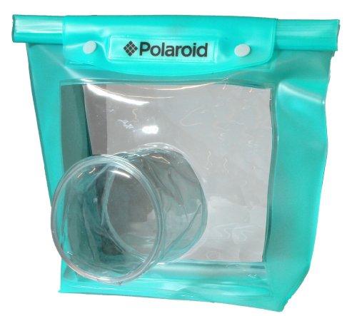 Polaroid Wasserfeste Tasche für Canon, Nikon, Sony, Pentax, Olympus, Panasonic Digital SLR Kameras