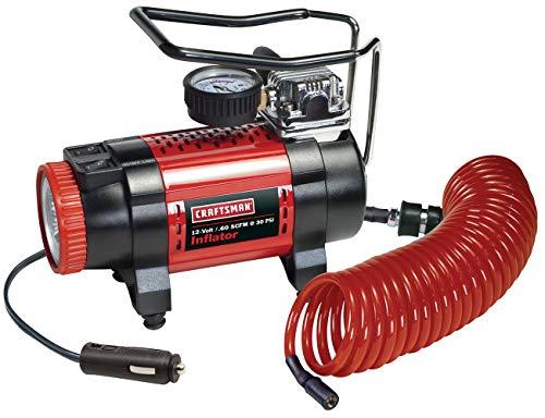 Bon-Aire Craftsman 75120 12V Portable Inflator,...
