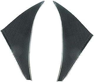 Front Bumper Canard Splitter Refit Carbon Fiber Black Fit For Toyota Supra Mkiv Jza80 1993-1997 1998 1999 2000 2001 2002