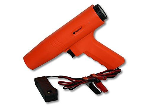 Pistola luz encendido lámpara estroboscópica ignicio