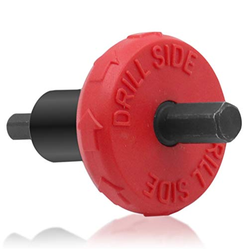 Adaptador de Broca de Arranque fácil para Motor eléctrico Jump Start, Enchufe Troy-Bilt (Rojo + Negro)