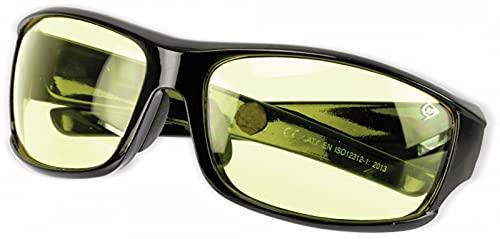 Dunlop Nachtsichtbrille, inkl. Etui