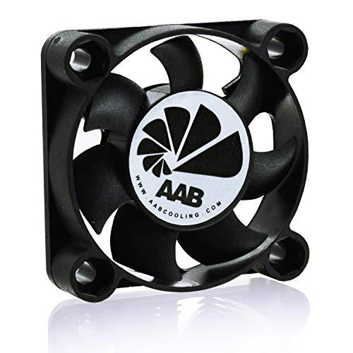 AABCOOLING Fan 4 - Un Silencioso Ventilador PC de la Serie Económica, Fan 40mm, Ventilador 12V, Ventilador 4cm, Ventilador de Portatil, 5,8 m3/h, 3200 RPM 20 dB (A)
