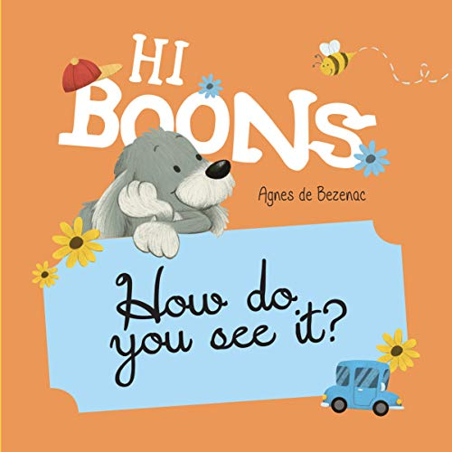 Hi Boons - How Do You See It?: 4-in-1 (English Edition)