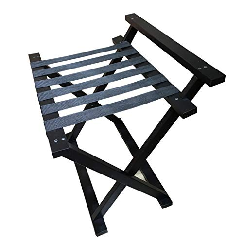Fantastic Prices! Wooden Folding Luggage Rack Stand Multifunction,Family, Bedroom, Guest Room, Hotel...