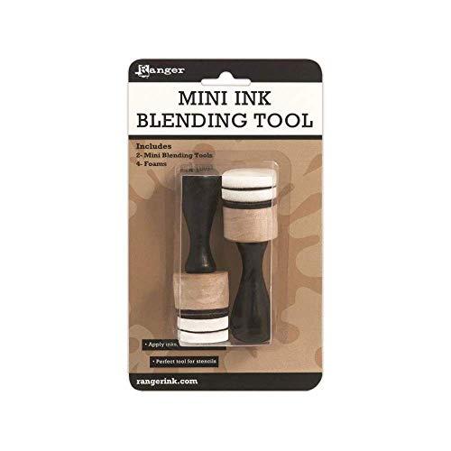 Ranger IBT40965, Herramientas Mini para Mezclar Tintas, Multicolor, 2 Unidades