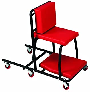 Whiteside Manufacturing USA Made - Professional Convertible Creeper Seat (CRS)
